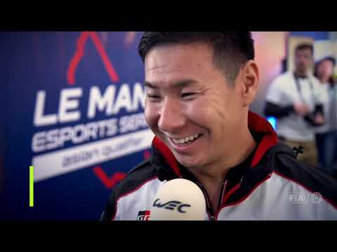 2018 6 Hours of Fuji - LEMANS ESPORT Asian Round
