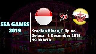 VIDEO: Live Streaming Timnas U-22 Indonesia Vs Brunei Darussalam Selasa (3/12) di SEA Games 2019