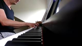 Chris Isaak - Forever Blue Piano Cover