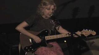"""Tanya Donelly Live """"green"""" 10/6/07"""
