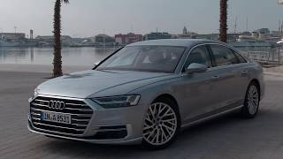 All-New Audi A8 Exit Warning Sytem--LOOK OUT!