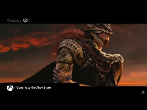 Elden Ring - Announcement Trailer [1080p HD]