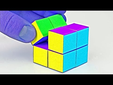 Download How To Make An Easy Infinity Cube Video 3GP Mp4 FLV