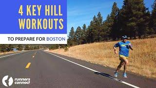 4 Key Workouts to Prepare for the Boston Marathon Course