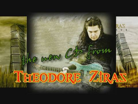 "Theodore Ziras ""Territory 4"" New Instrumental CD - Promo Video"