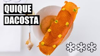 Quique Dacosta Has Three Michelin-Stars in Dénia, Spain
