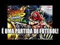 Mario Strikers Charged Wii Uma Partida De Futebol