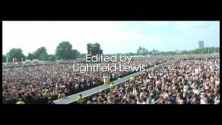The Licks Open For The Foo's At Hyde Park!
