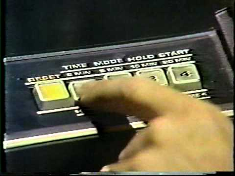commercial for Fairchild Channel F video game system at JC Penney
