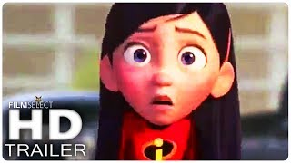 """INCREDIBLES 2 """"Violet is awkward"""" Trailer (2018)"""