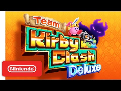 Team Kirby Clash Deluxe – Ready for Launch! - Nintendo 3DS thumbnail