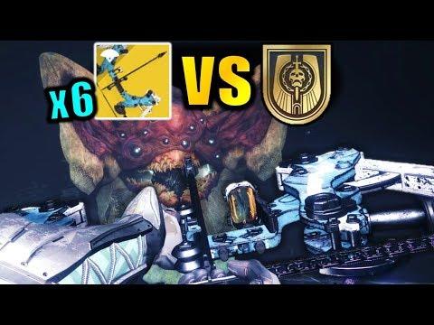 Destiny 2: Leviathan's Breath vs Last Wish Raid!