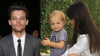 Fans FREAK Over New Pic Of Louis Tomlinsons Son Freddie