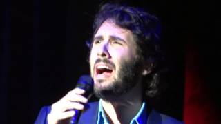 TRY TO REMEMBER Josh Groban STAGES Indianapolis 10/14/15