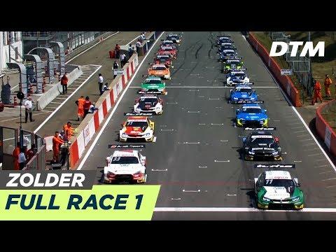 DTM Zolder 2019 - Race 1 (Multicam) - RE-LIVE (English)