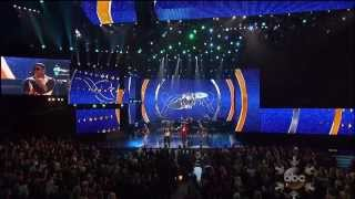"""Florida Georgia Line - Nelly """"Cruise"""" at the American Music Awards 2013"""