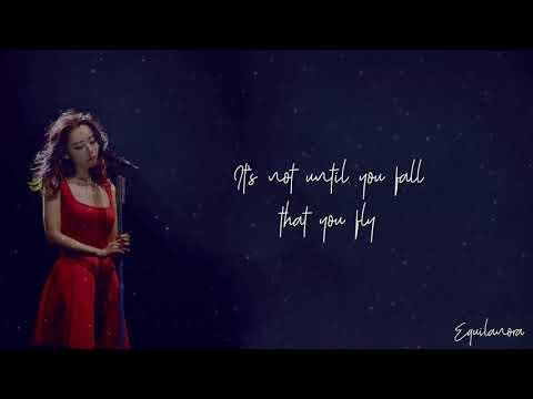 Jane Zhang - Dream It Possible (Lyrics)