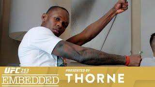 UFC 253 Embedded: Vlog Series - Episode 2