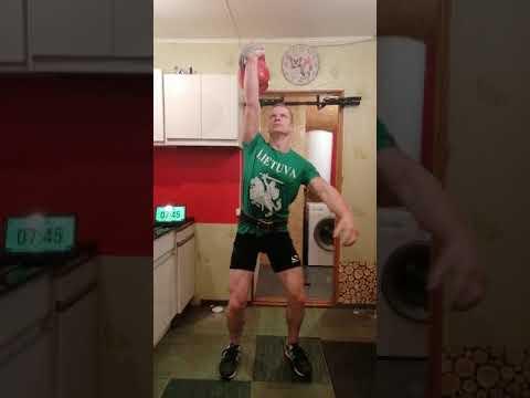 Virėjas namuose numesti svorio