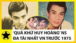 """Nuối Tiếc """"Quá Khứ Huy Hoàng"""" Của Nghệ Sĩ Đa Tài Nhất Việt Nam Trước Năm 1975 – NS Hùng Cường"""