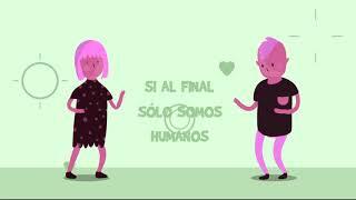 GAFA-SóloHumanosLyricVideo
