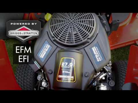 2019 Simplicity Prestige 50 in. Briggs & Stratton w/ EFM 27 hp in Independence, Iowa - Video 1