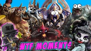 Heroes Of The Storm WTF Moments Compilation (ep.1 - 25)