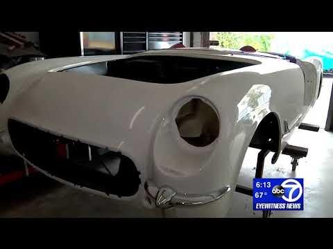 WABC 11 11 2020 | Corvette Heroes