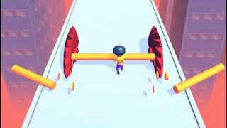 Roof Rails - Level 171-188 Gameplay Android, iOS