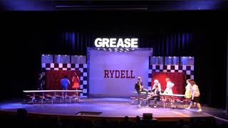 Those Magic Changes (Grease) - Casey Johnson 2018