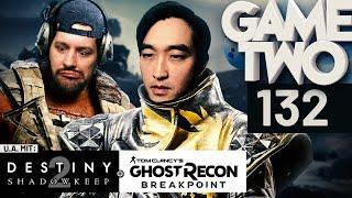Ghost Recon Breakpoint, Destiny 2: Shadowkeep, Kolumne: Grafik-Meilensteine | Game Two #132