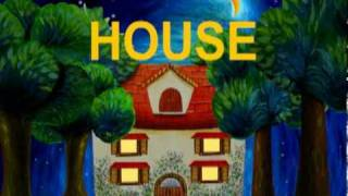 """Learning ABC Alphabet - """"H"""" is for House"""