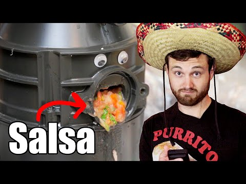 Cinco de Mayo Special - Garbage Disposal Salsa