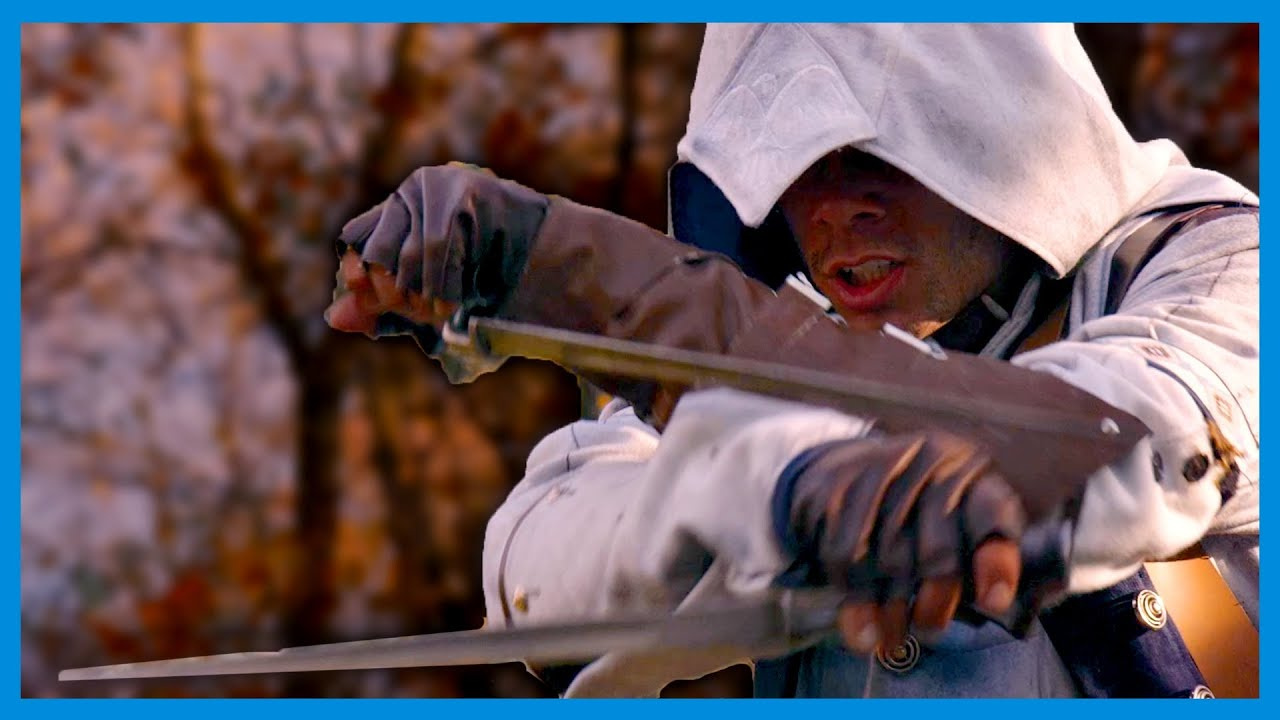 There's Already An Assassin's Creed Movie, And It's Awesome