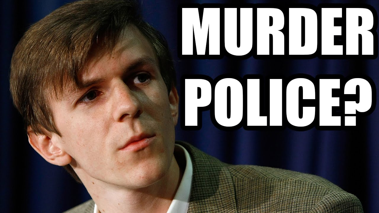Conservative Activist James O'Keefe Wants Protesters To Murder Police thumbnail