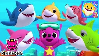 Pinkfong Baby Shark Different Version |  Learn & Play With Pinkfong   Jam&Jesse #babysharkchallenge