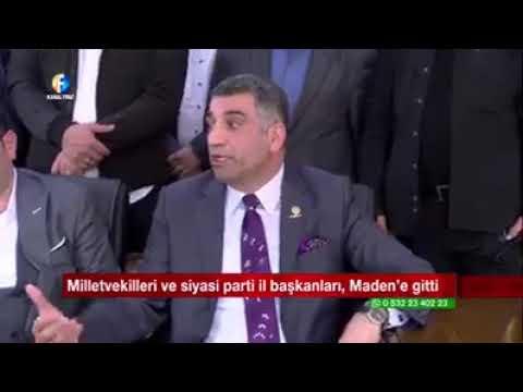Orhan YAVUZ-Elazığ Milletvekilleri