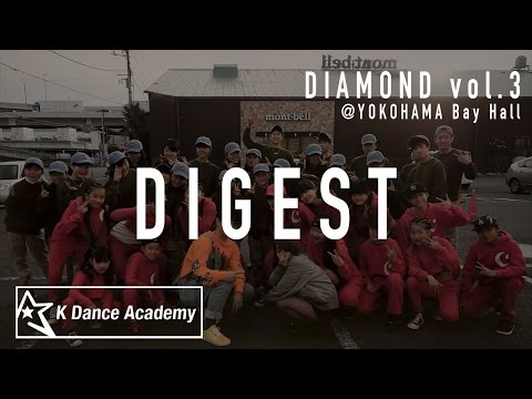 DIAMOND vol.3 Digest