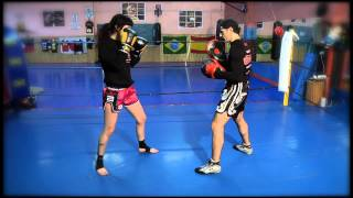 Kick Boxing 3. Golpes Básicos