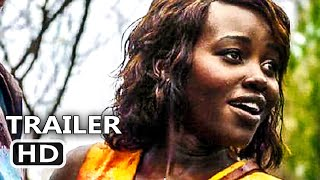 LITTLE MONSTERS Trailer # 2 (NEW 2019) Lupita Nyong'o, Comedy Horror Movie