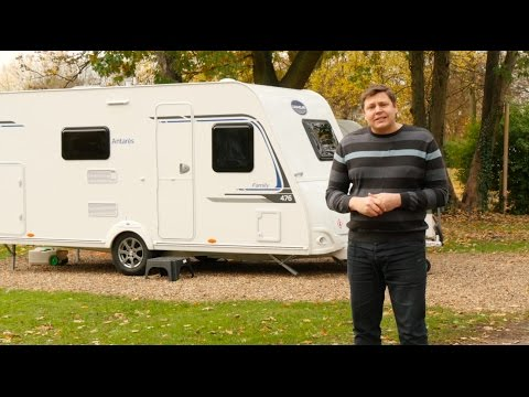 The Practical Caravan Caravelair Antarès 476 review
