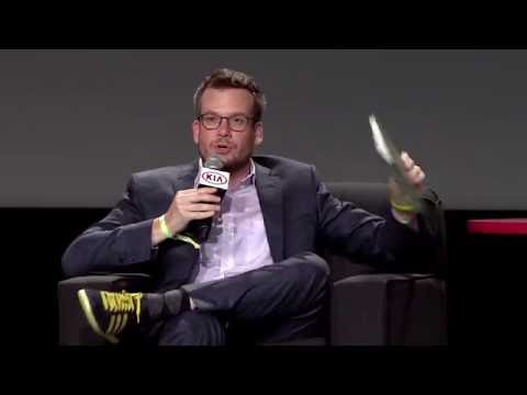 A Peculiar Conversation with John Green & Ransom Riggs