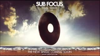 Sub Focus 'Tidal Wave' feat. Alpines (Flosstradamus Remix) Radio Rip