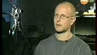 Гоблин на Рен-ТВ + сын + продюсер Сергей Иванов (передача