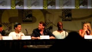 Comic Con 2012 Fringe Panel (Part 1)