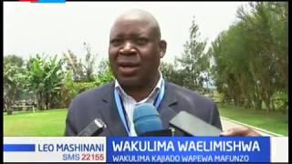 Wakulima kaunti ya Kajiado waelimishwa kutumia mbinu ya kisasa kuimarisha mazao