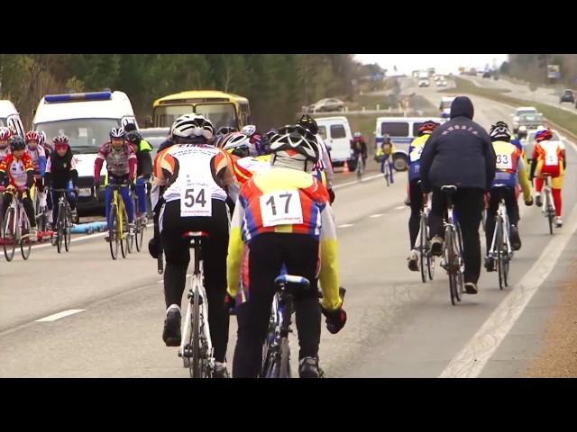В Ангарске стартовали велогонки