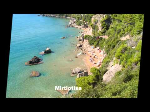 Παραλίες της Κέρκυρας
