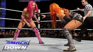 Becky Lynch vs. Sasha Banks: SmackDown, March 3, 2016