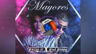 Mayores Becky G Ft Bad Bunny (Remix)  THD100TV